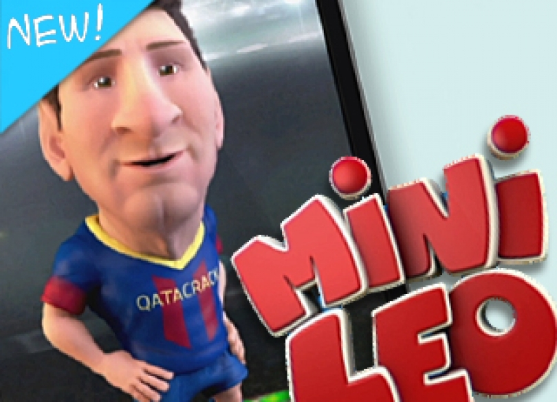 Talking Mini LEO
